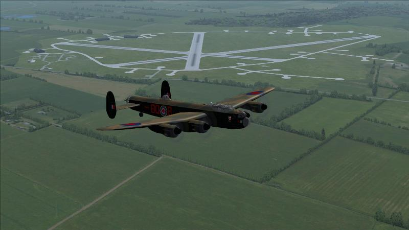I thought it was about time I did an airfield (edit: or two) - The